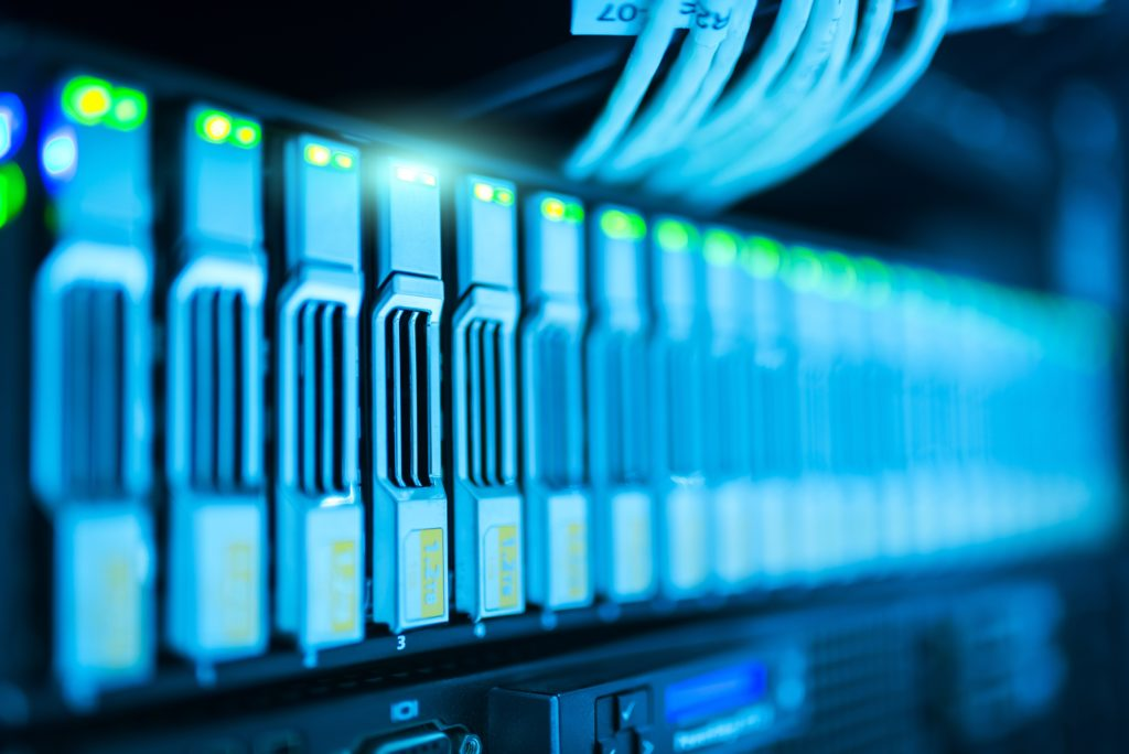 Servers Image Framework Page