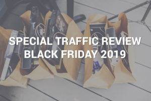 Black Friday 2019 Traffic Review