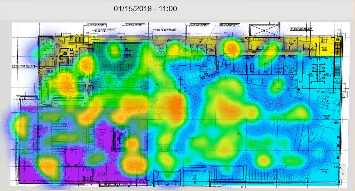 WiFi Heatmaps