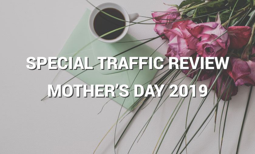 Mother's Day 2019 Traffic Review