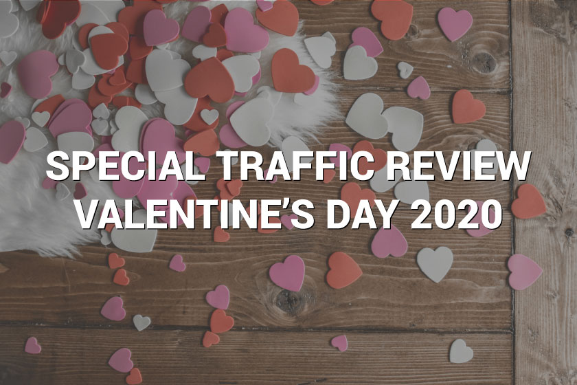 Valentine's Day 2020 Report